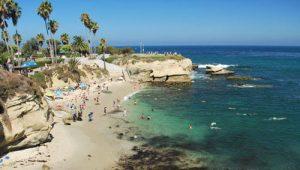 The La Jolla Cove